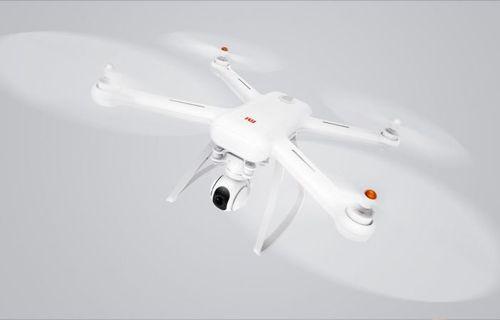 Xiaomi Mi Drone resmen tanıtıldı!