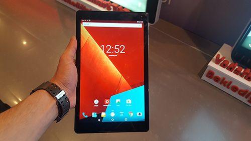 Vodafone Smart Tab 7 ön inceleme