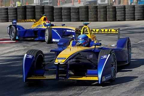 Renault e.dams 2016-17 sezonu için açıklama yaptı