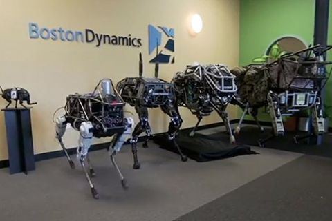 Toyota, Boston Dynamics'i satın alabilir