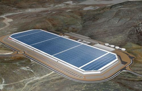 Tesla Gigafactory 29 Temmuz'da açılacak