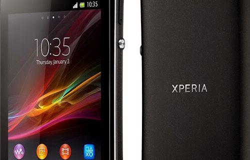 Sony Xperia E5 Avrupa'da satışta