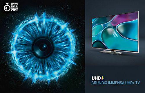 Teknolojinin yeni harikası: Grundig Immensa UHD+ TV