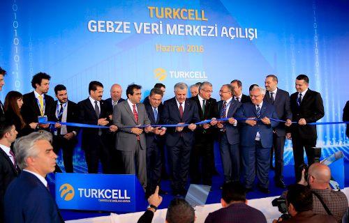 Turkcell'den Türkiye'nin en büyük veri merkezi