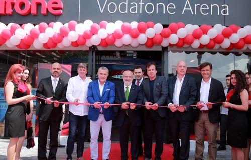 Vodafone'dan 200 milyon TL'lik yatırım