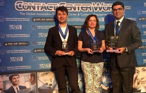 AssisTT'ye 'En İyi Teknoloji İnovasyonu' ödülü
