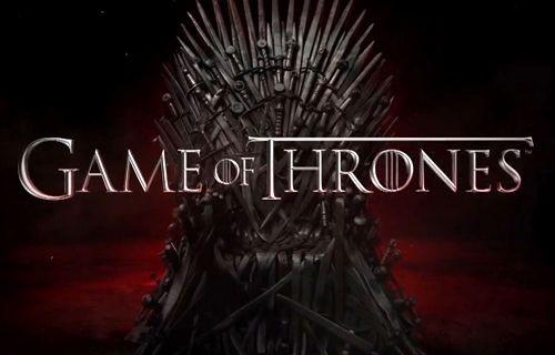 Game of Thrones internetten kaldırıldı