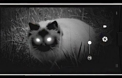 Gece görüş kamerasına sahip ilk akıllı telefon