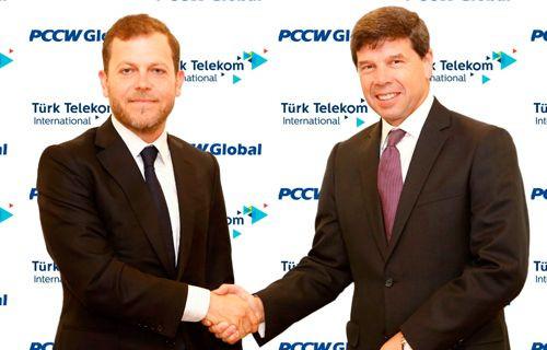 Türk Telekom International ve PCCW Global güçlerini birleştirdi