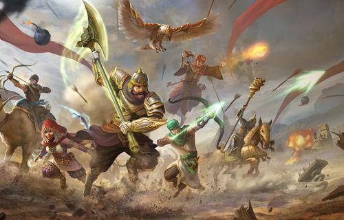 IGG, yeni oyunu Çöl Savaşı ile doludizgin geliyor