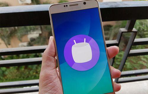 Sızdırılan ekran görüntüsü Galaxy Note 7'nin önemli özelliğini gösteriyor