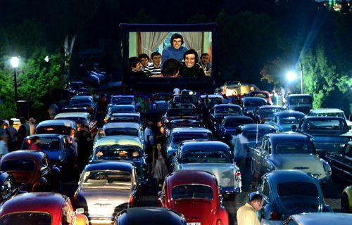 Hababam Sınıfı'nın 41.yılı arabalı sinemayla kutlanacak
