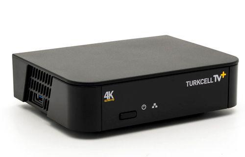 Turkcell TV+'ta maçlar 4K Ultra HD kalitesinde izlenecek