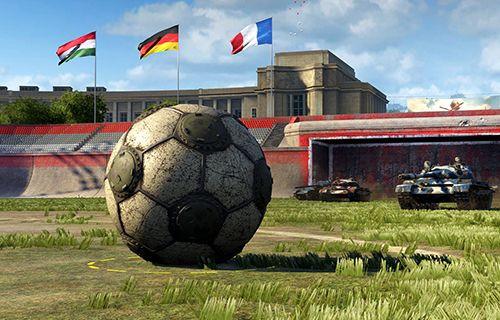 World of Tanks'te futbol heyecanı başlıyor