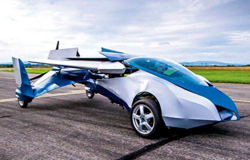 Uçan araba gerçekleşecek mi?