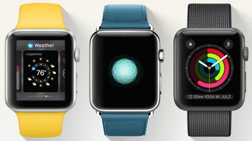Apple, watchOS 3'ün Önizlemesini Sunuyor