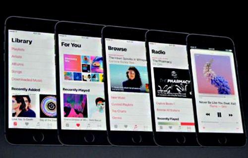Apple Music tepeden tırnağa yenileniyor
