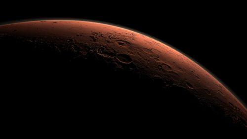 Curiosity Mars'ta yeni bir madde keşfetti