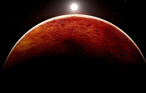 NASA'dan Mars'ta yeni bir keşif daha