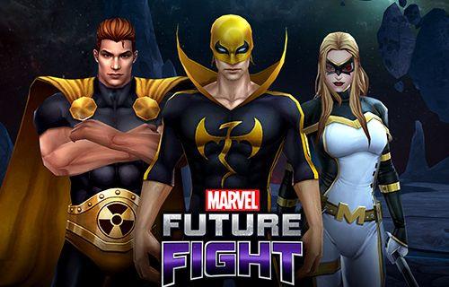 MARVEL Future Fight'a dev güncelleme
