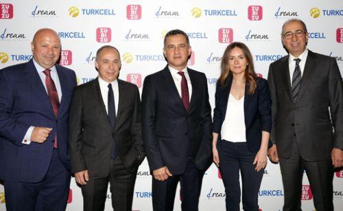 ZUBİZU, Turkcell'le 'mobil ödeme' dönemini başlattı