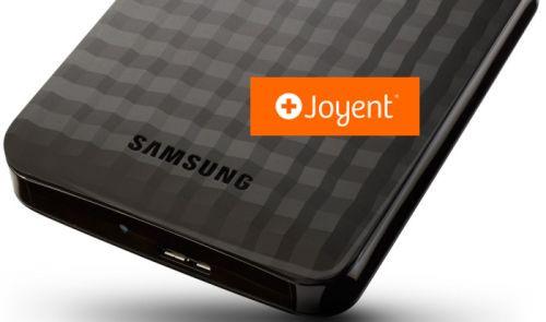Samsung bulut bilişim şirketi Joyent'i satın aldı