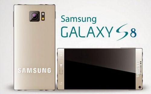 Samsung Galaxy S8: UHD çözünürlüklü ekran ve çift kamera!