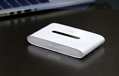 TP-LINK 4G WiFi cihazları Türkiye'de