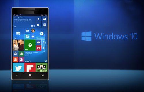 Microsoft sessizliğini bozuyor: Yeni bir Windows Phone !