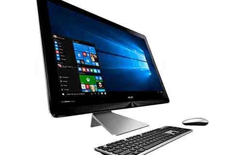 ASUS'tan hepsi bir arada bilgisayar