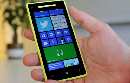 Windows Phone'dan kullanıcılarına müjdeli haber