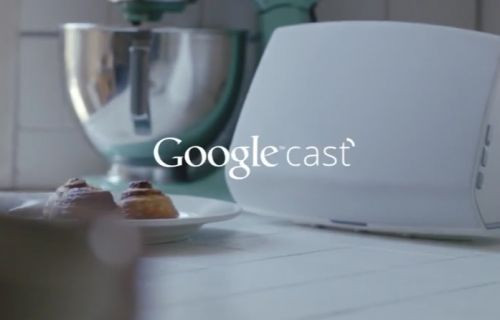 Google Cast artık Chrome'da!