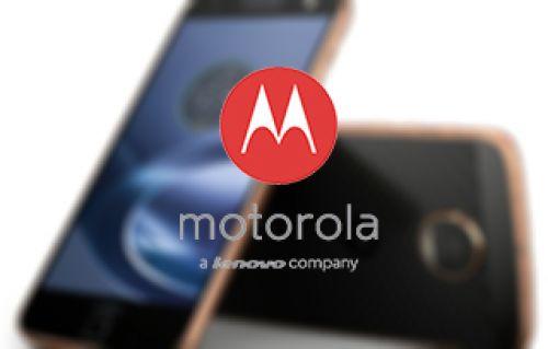 Yeni Moto Z Play göründü!