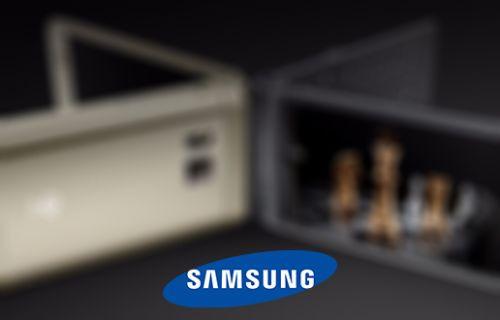 Samsung'un Galaxy S7 ile aynı işlemciye sahip kapaklı akıllı telefonu göründü!