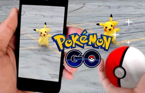 Pokemon Go çılgınlığı tüm dünyayı sardı