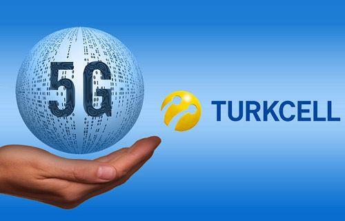 Turkcell 5G'ye odaklandı...