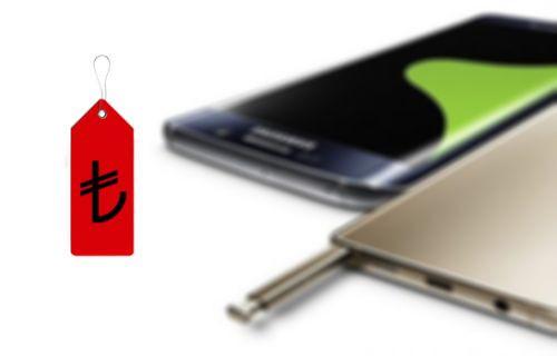 Samsung Galaxy Note 7'nin ilk fiyat bilgisi geldi