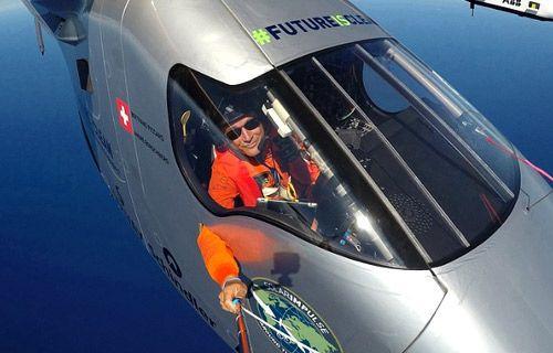 Solar Impulse 2 Mısır yolunda...