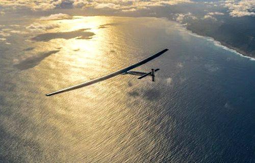 Solar impulse, Türk hava sahasına girmek üzere