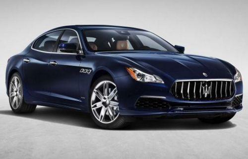 Bugüne kadar üretilmiş en şık Maserati modeli