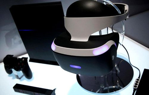 Sony, PS VR'ın çıkış tarihi belli oldu