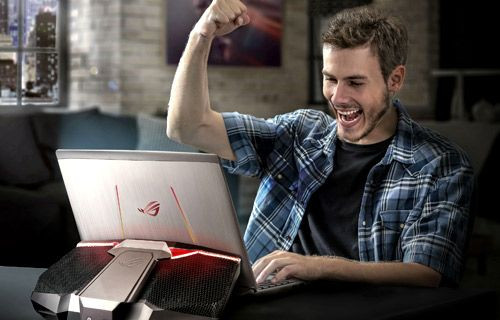 Asus oyun bilgisayarları pazarında bir numara