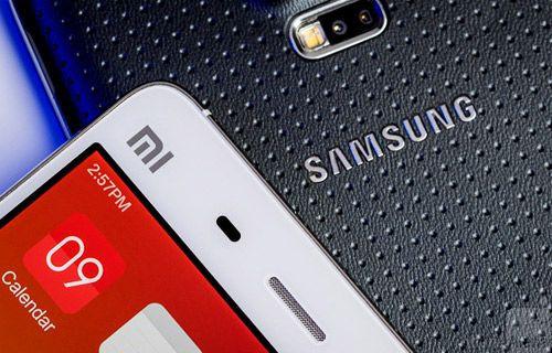 Samsung ve Xiaomi ortak mı olacak?