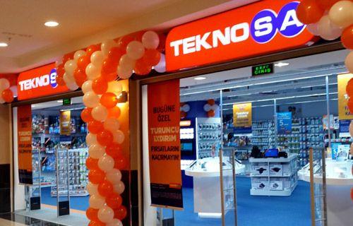 TeknoSa, 76 mağazasını birden kapatıyor