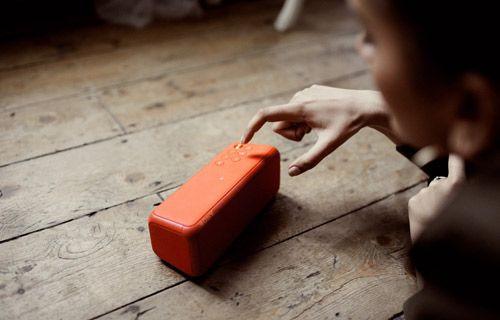 Sony'nin Taşınabilir kablosuz hoparlörleriyle müziğin keyfini çıkarın