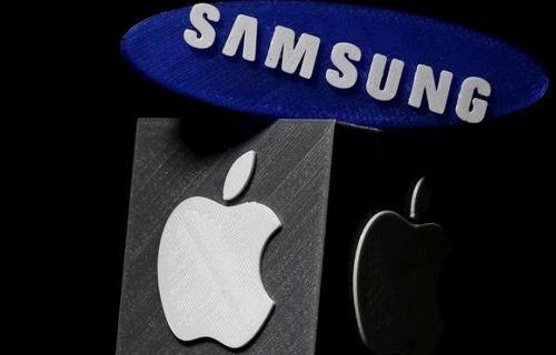 Samsung ABD'li rakibi Apple'ı tahttan indirdi