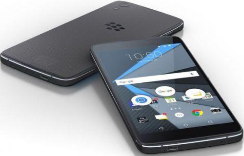 Dünya'nın en güvenli akıllı telefonu BlackBerry DTEK50 duyuruldu