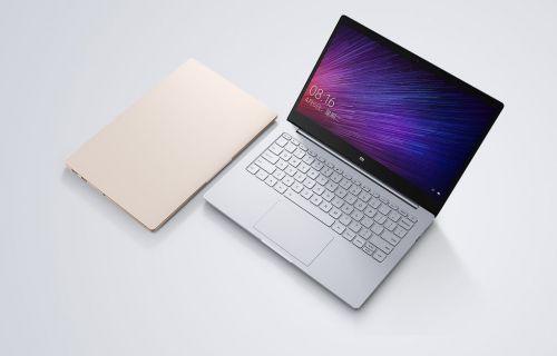 Xiaomi Windows 10'lu ilk bilgisayarını duyurdu:Mi Notebook Air