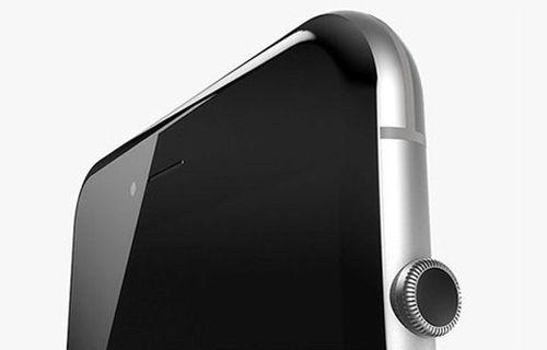 Apple'ın yeni patenti, akıllı telefonlara 'kurma kolu' ekleyecek!