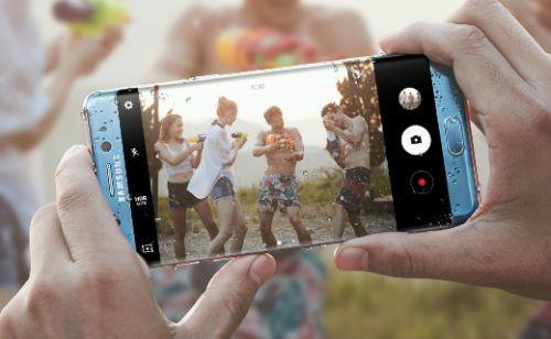Samsung Galaxy Note 7 ilk kamera örnekleri